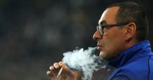 Maurizio Sarri, Juventus,