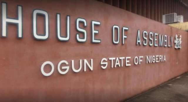 Ogun Assembly constitutes committee to investigate alleged misconduct against Dep Speaker