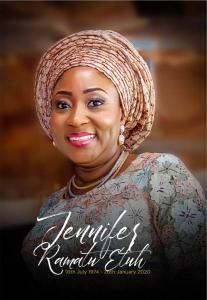 "How a Nigerian jewel, Jennifer Ramatu Etuh shamed the dreaded disease, ""Cancer"""