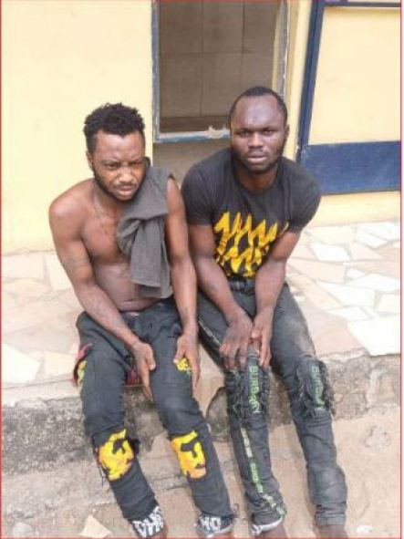 We hide bullets in out private parts during operation — suspect