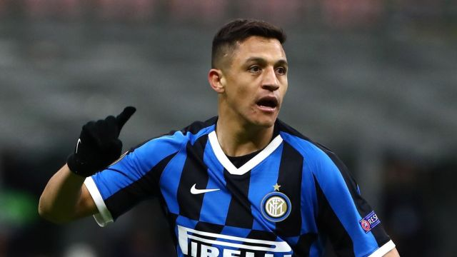 Inter chief Marotta confirms permanent signing of Alexis Sanchez
