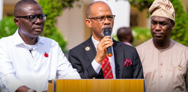 JUST IN: Nigeria discharges five coronavirus patients in Lagos