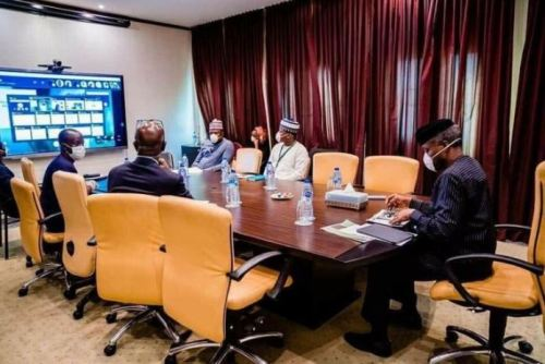 Osinbajo begins social distancing, self isolation