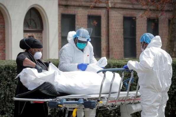 1,081 more people in US dies of coronavirus 24 hours ― Johns Hopkins
