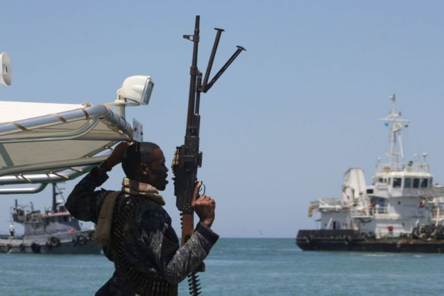 Pirates blow up Addax facility, abducts 10 workers