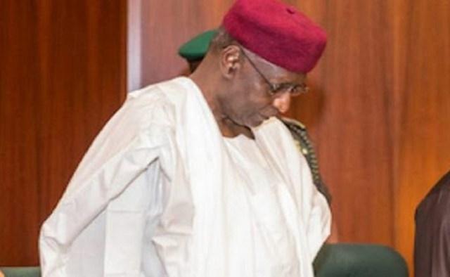 Abba Kyari's death, heavy loss to Presidency, Nigeria ― Ekweremadu