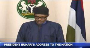 Buhari's address