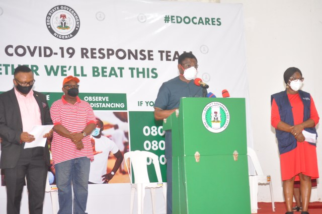COVID-19: Edo govt intensifies contact tracing of 830 suspected cases, clears 917 others