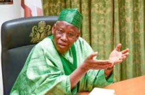 Ganduje relaxes lockdown on Mondays