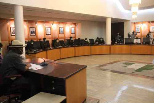 Wike inaugurates committee to rollout palliatives against COVID-19