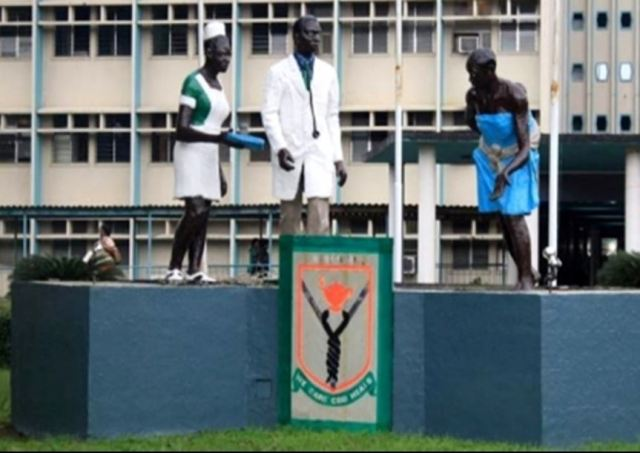 \COVID-19: LUTH Volunteers did not shut operations — Medical Advisory Committee