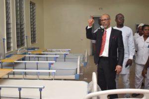 Lagos closes all COVID-19 vaccination centers