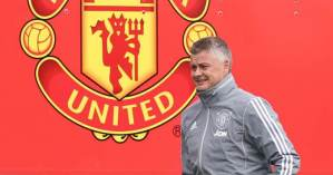 Solskjaer, Man United,