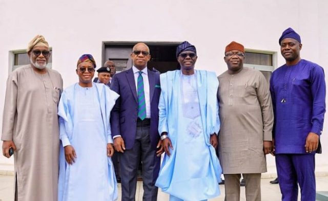 STATE OF THE NATION: Southern governors in emergency meeting - Vanguard News