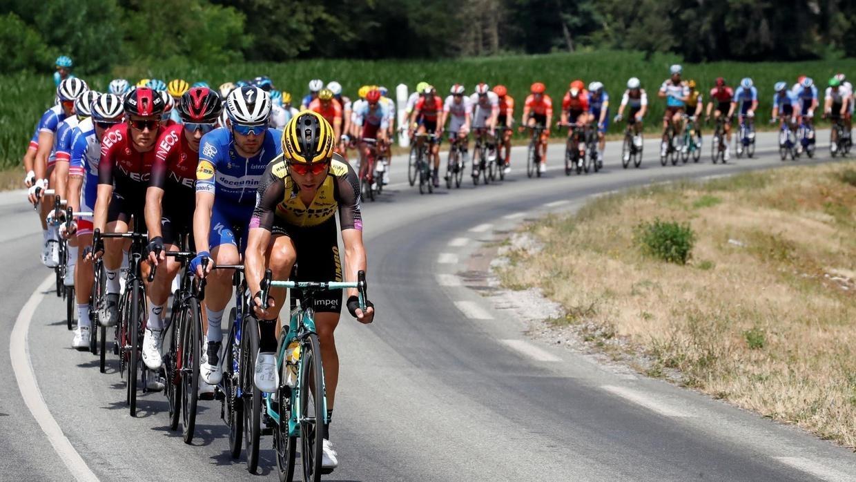 Tour De France 2021 Streckenverlauf