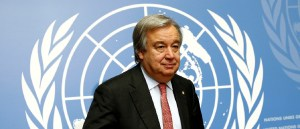 Coronavirus is greatest test since World War two ― UN Chief