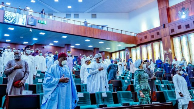 NASS Postpones Resumption of Plenary Sessions by two Weeks