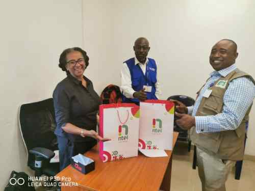 COVID-19: nTel donates 4G advanced tools to NCDC for prompt nationwide contact assistance
