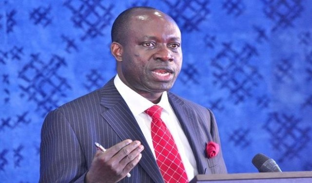 Suspect arrested over attack on Soludo