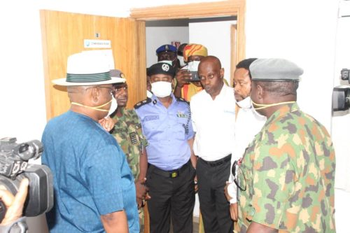 I am ready to set aside my immunity to testify against those making Rivers State vulnerable to coronavirus, says wike