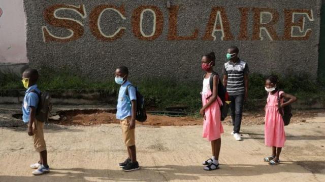 LOCKDOWN: Ivorian schools reopen after virus shutdown