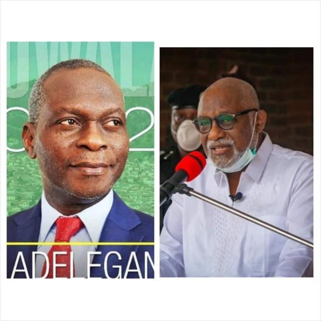 ONDO 2020: Akeredolu has no capacity to take Ondo to the next level — Adelegan