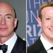 Facebook, Amazon chiefs see wealth balloon amid COVID-19 pandemic ―Report