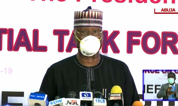 BREAKING: FG extends ease of lockdown by four weeks