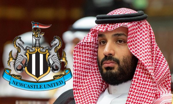 Saudi takeover of Newcastle United