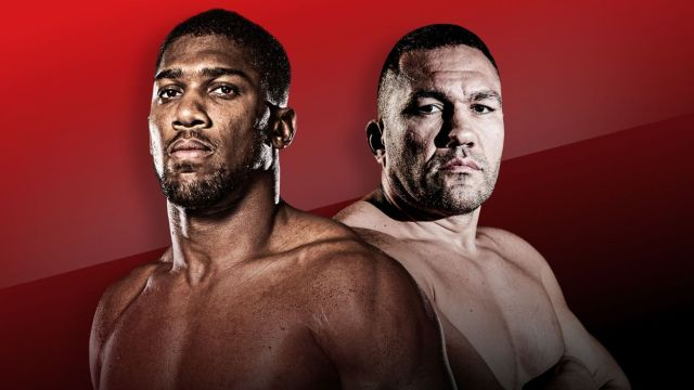 Joshua title defence won't take place before October ―Promoter