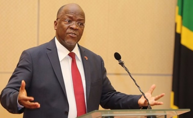 Tanzanian president's son recovers from COVID-19