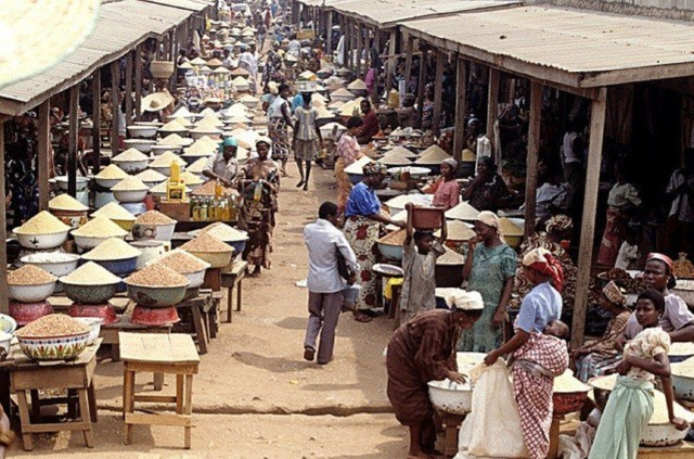 Covid-19 patient arrested inside Akure market selling wares