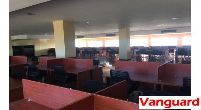 NCC office after evicting NIDCOM staff