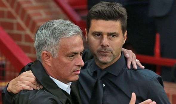 Pochettino 'happy' Mourinho replaced him at Tottenham