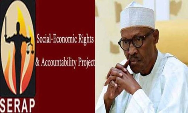 Breaking: SERAP drags Buhari, NASS to UN over cuts in health, UBE budgets