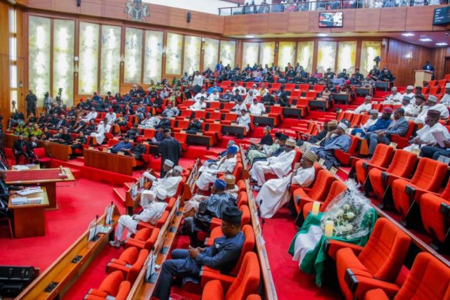 Yakubu's confirmation, 2021 budget, PIB, others top agenda as Senate resumes Nov 24
