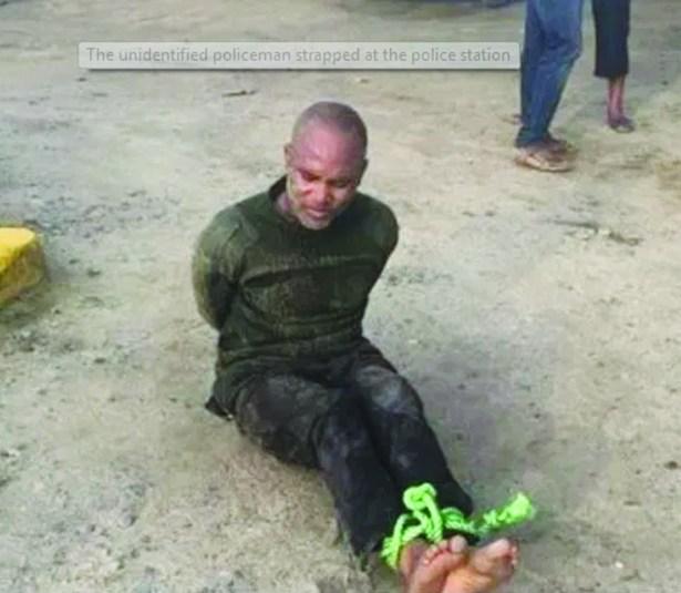 Policeman goes berserk, kills colleague, injures others in shooting spree