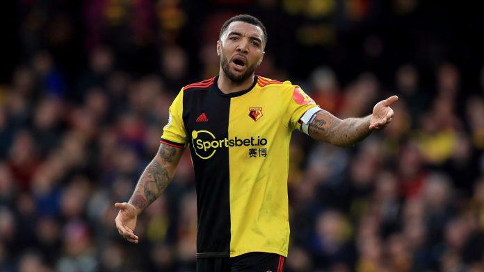 Watford captain, Troy Deeney refuses return to training - FeedMuster