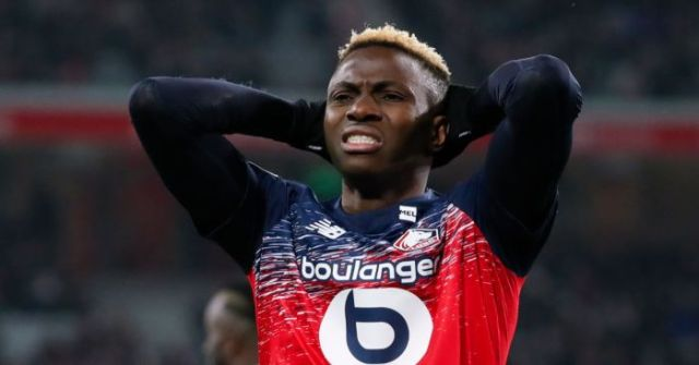 Fear of racism threatens Osimhen's Napoli move