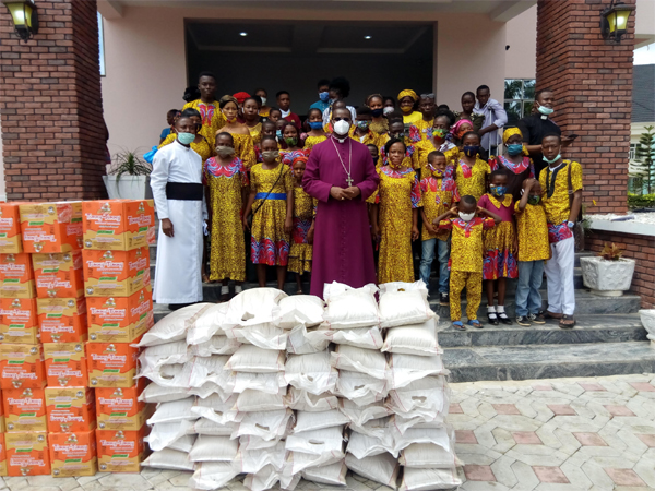 Church of Nigeria Anglican Communion, Diocese on the Niger, gives palliative to sickle cell patients