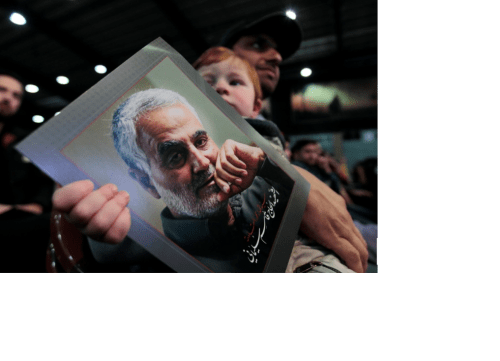 Iran convicts informant who provided information to US on whereabouts of Soleimani