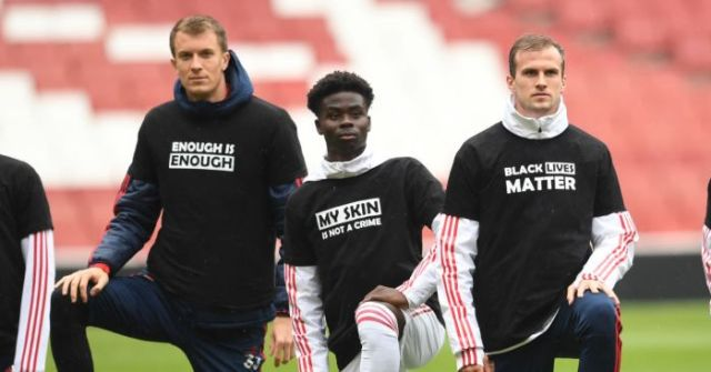 Premier League to replace players names with 'Black Lives Matter'