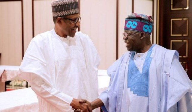 Why Buhari should thank Tinubu