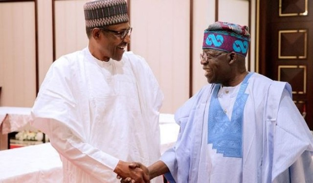 Dissolution of APC NWC: Buhari, Tinubu still together ― Presidency