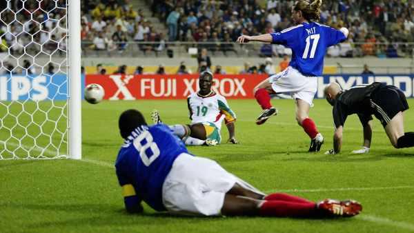 Senegal, Emmanuel Petit, 2002 World Cup, France