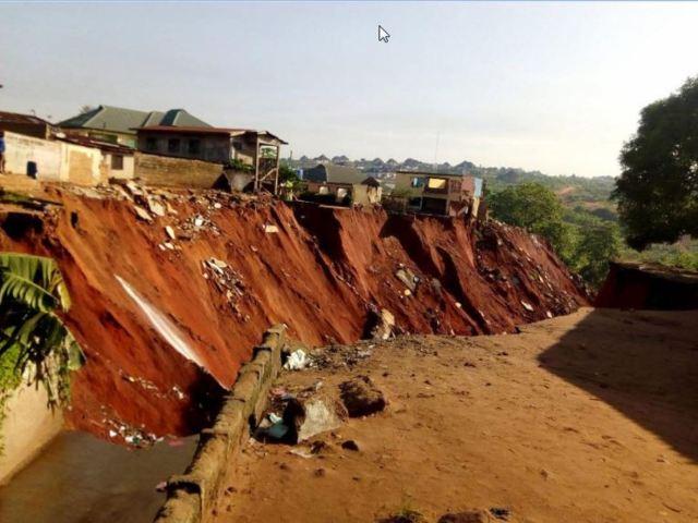 Akwa Ibom seeks FG, agencies' supports to tackle erosion menace in Uyo metropolis