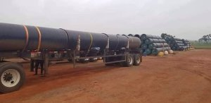 Nigeria's $2.8bn AKK Pipeline
