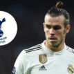 Bale's agent teases Spurs move, as winger hopes to end Madrid nightmare