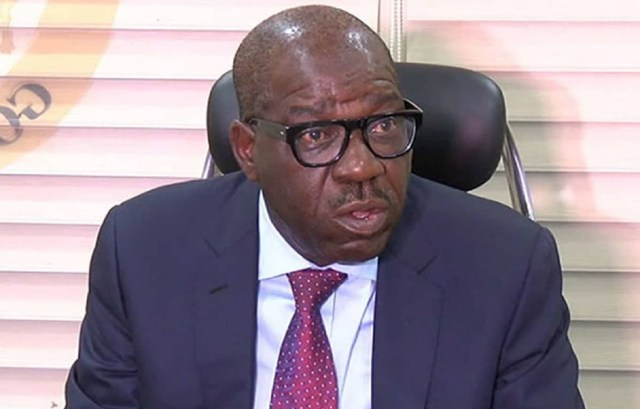 How Gov Obaseki annulled marriage of 14-year-old pupil in Katsina