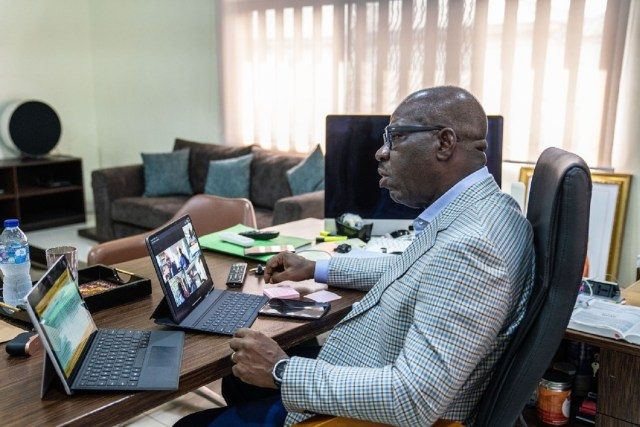COVID-19: NCDC commends Obaseki's response, says Edo only state outside Lagos with 3 testing centres